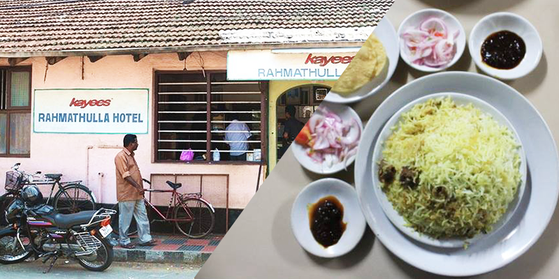 This Famous Eatery Is Situated 3 Km From Ernakulam Junction Railway Station