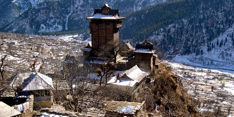 Kamru Fort exterior