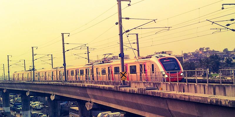 Mumbai Metro Anniversary