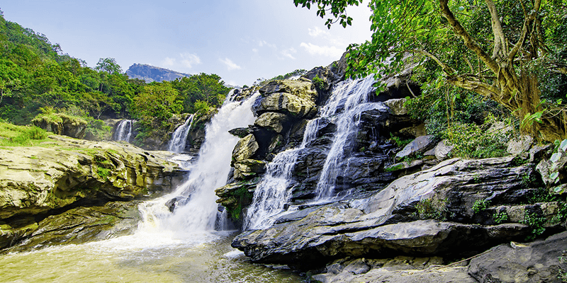 Thoovanam Waterfalls images