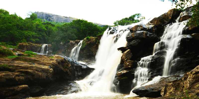 Valara Waterfalls pictures