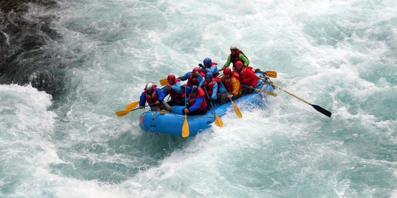 Rishikesh White Water Rafting