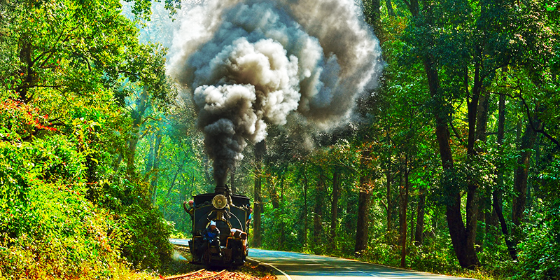 Darjeeling Railways