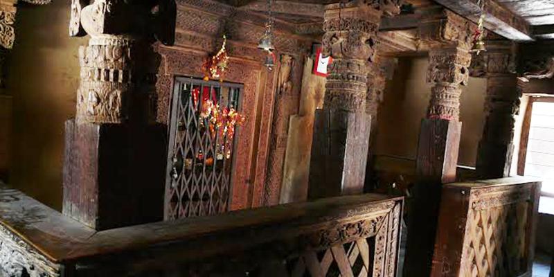 Dharmaraj temple