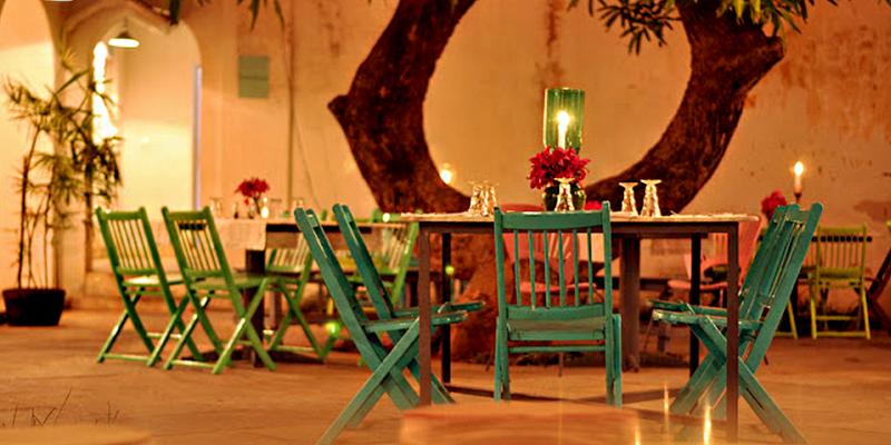 Eateries in Pondicherry