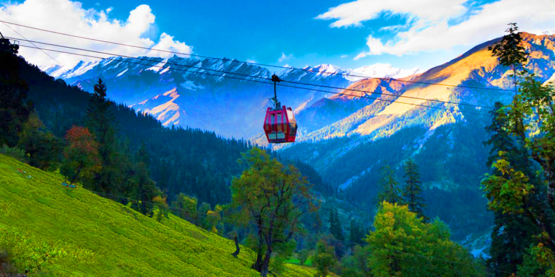 Ropeways of Himachal