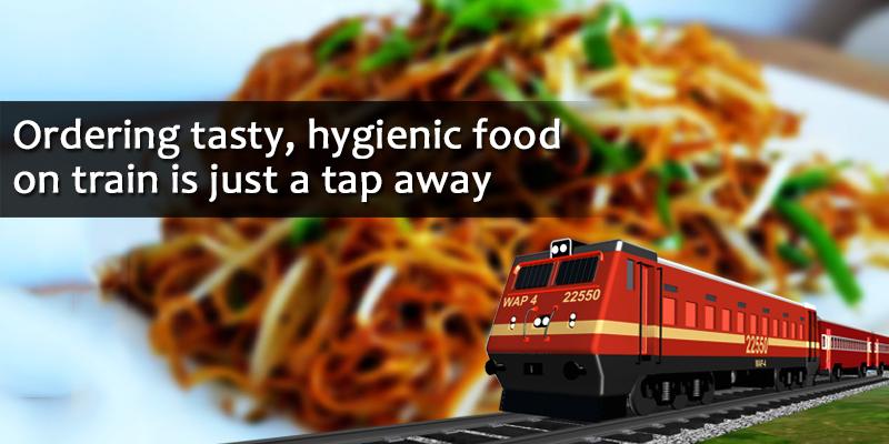 RailYatri's Bharose wala Meal