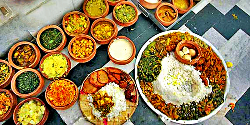 Sacred and magical delicacies of Rath Yatra