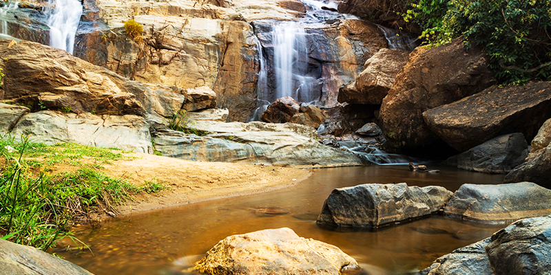 Bamni Falls