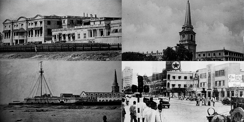 Chennai British buildings