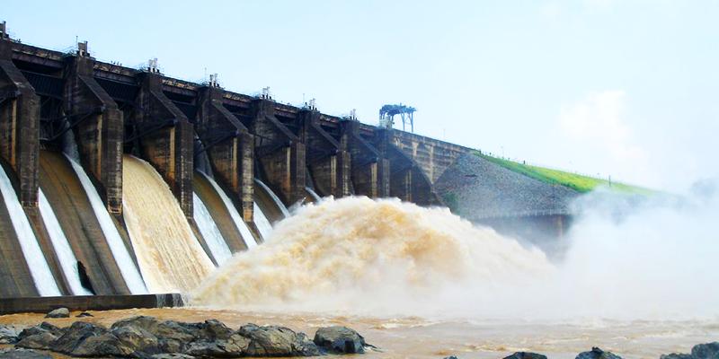 Kangsabasti Dam