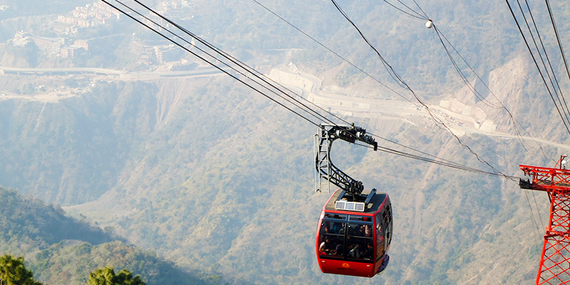 Parwanoo Cable Car