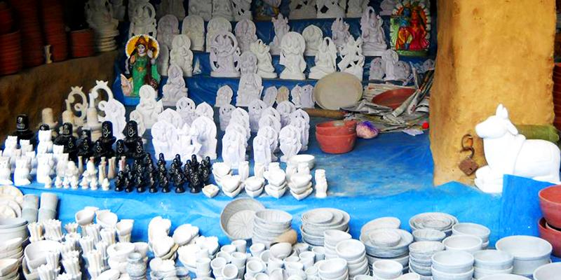 Shopping in Mukutmanipur