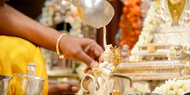 Govinda Ala re at Mathura and Vrindavan