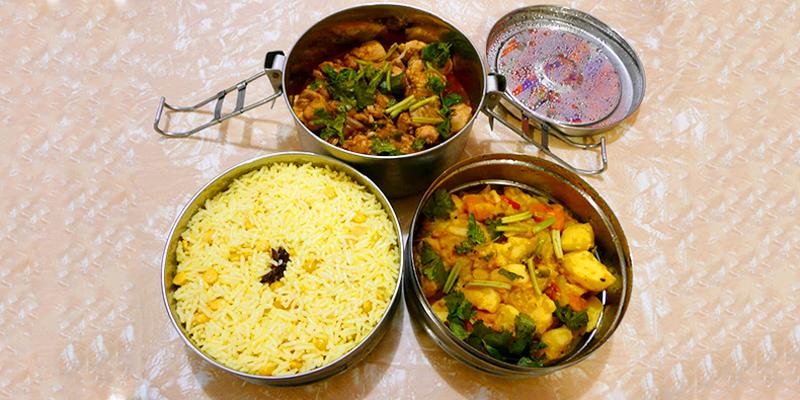 Various cuisines