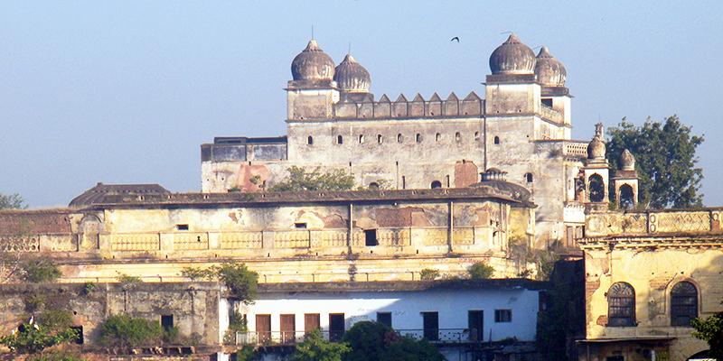 Bhopal's Taj Mahal