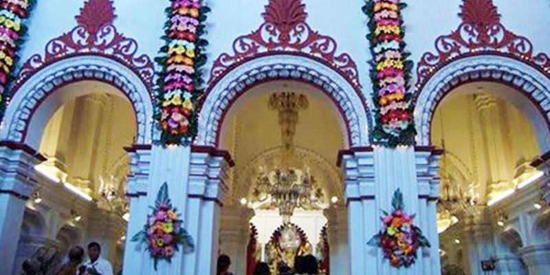 Dutta Choudhury Bari Durga Puja
