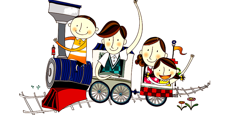 Family travel on RAC quota
