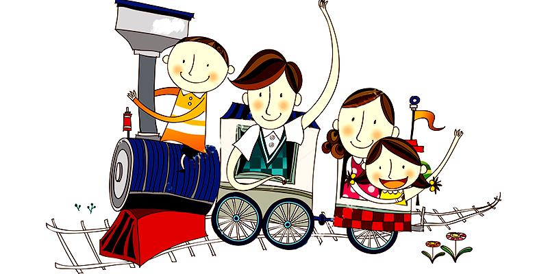 Family travel on RAC quota