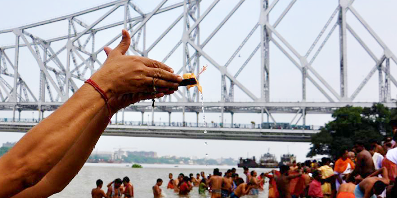 Ghats of Kolkata