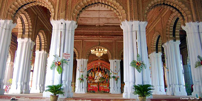 Krishnanagar Raj Bari