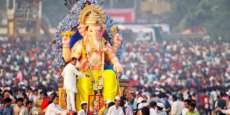 Ganpati Mandals of Mumbai