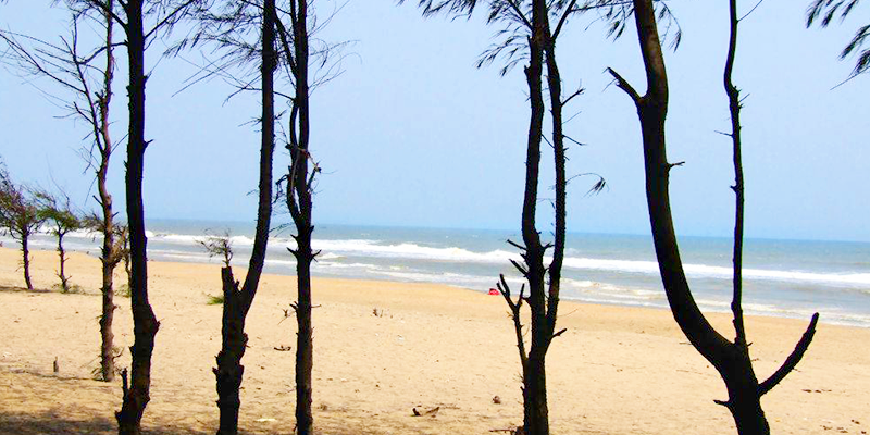 Paradip Beach