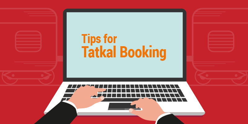 Tatkal booking