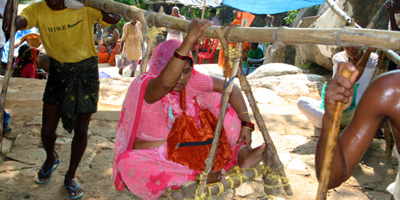 palkiwala service at preatshila hills gaya
