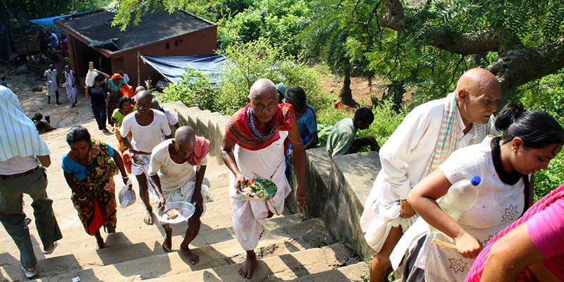 preatshila Hills for shraadh