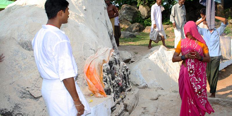 lord rama offer shraadh at gaya