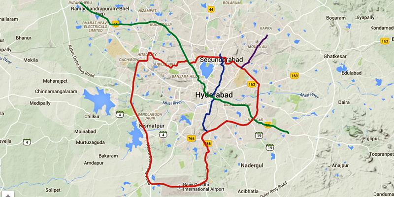 Hyderabad Metro - Phase 2