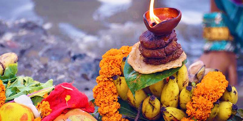 Chhath Puja  Destination around your city
