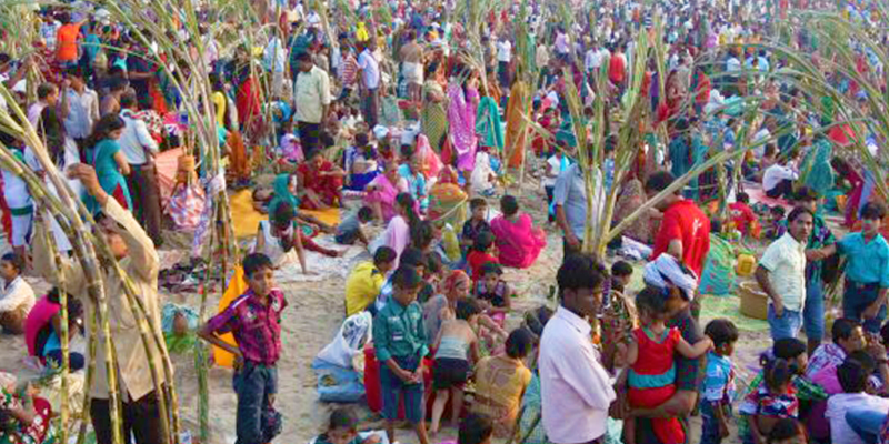 Chhath Destinations of Mumbai