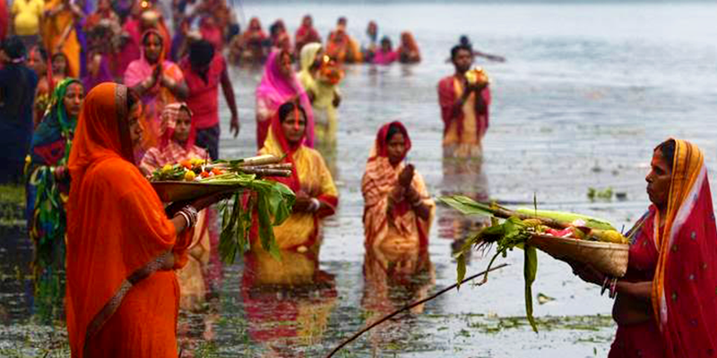 Chhath Destination in Bangalore