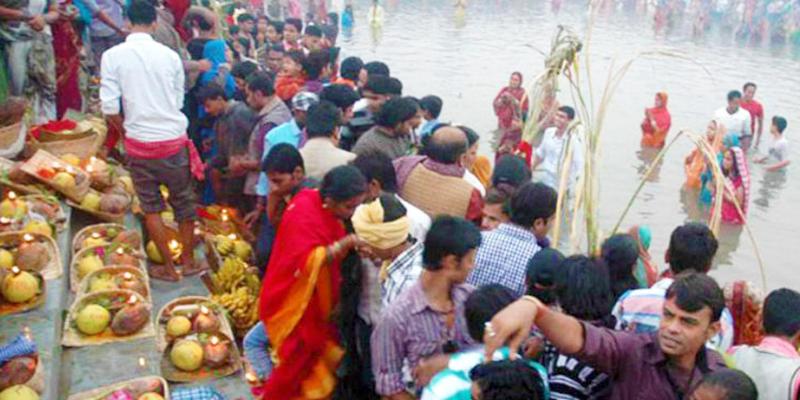 Chhath Puja destination Guwahati