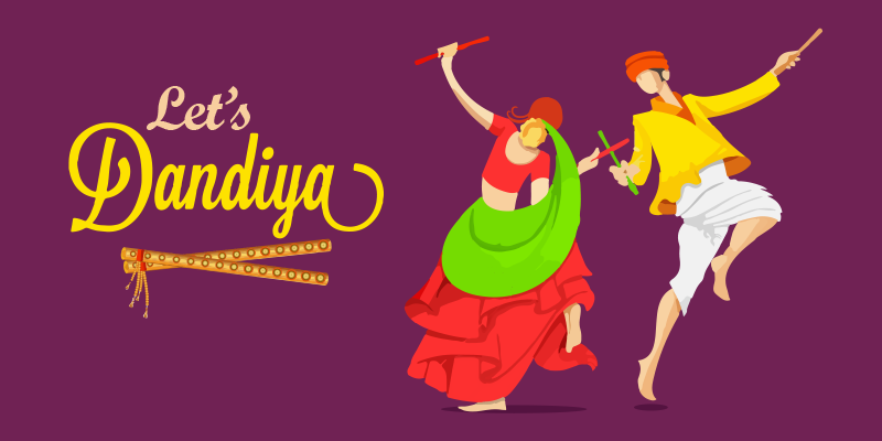 Dandiya destinations in Gujarat - Cover