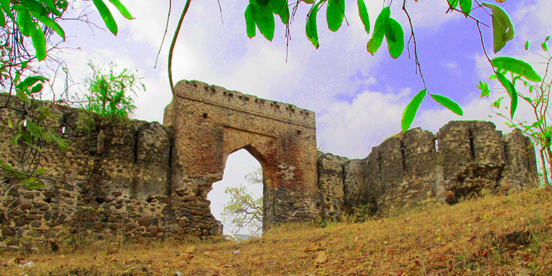 Kajligarh Fort