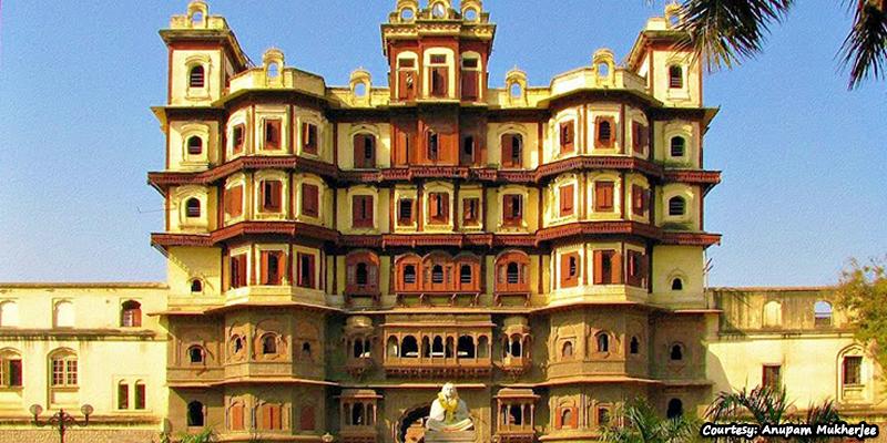 Rajwada Fort