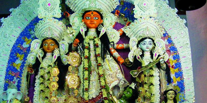 Rani Rashmoni Puja