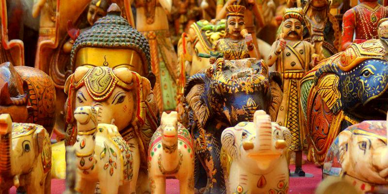 Marwar festival shopping
