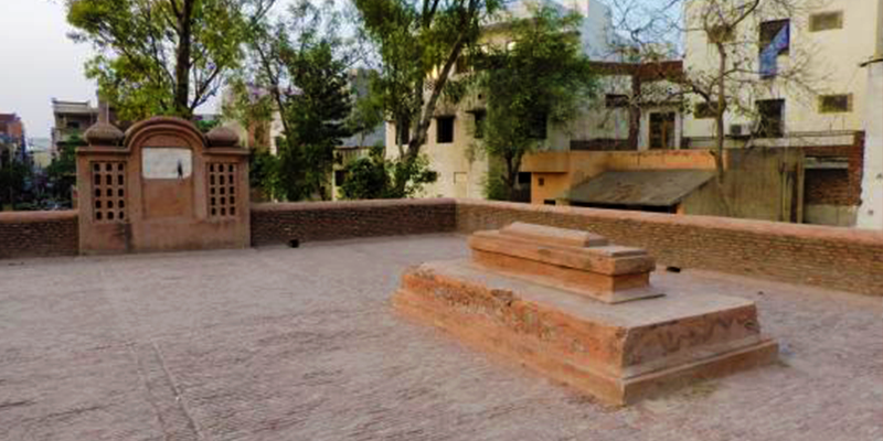 Tomb of Ibrahim Lodhi
