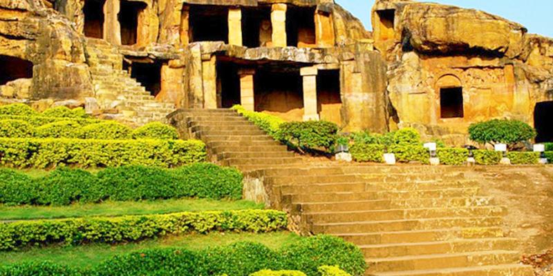 Buddhist site in Odisha
