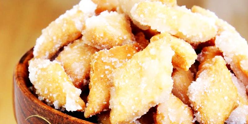 Diwali Food in Maharashtra - Shankarpalis