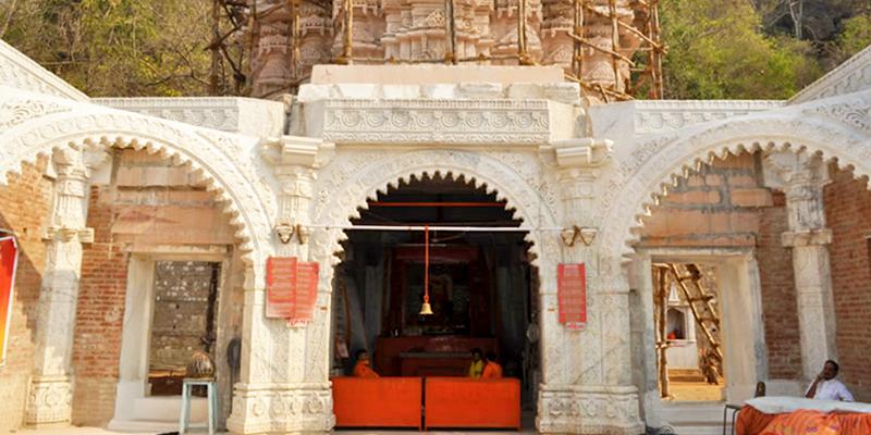 bambleshwari temple