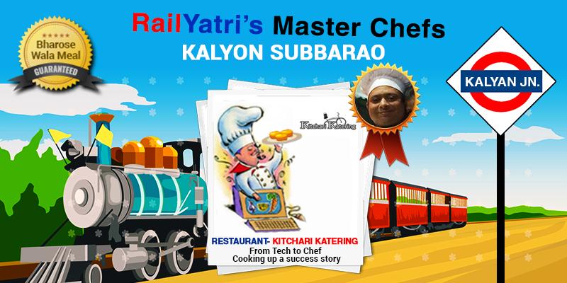 Kitchari Katering - Kalyan Subbarao