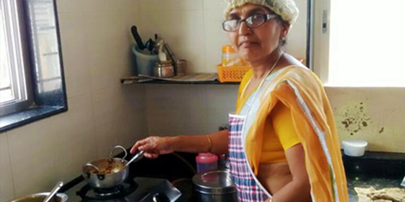 Mrs Chandra Kochchar - Khana Ghar Ka