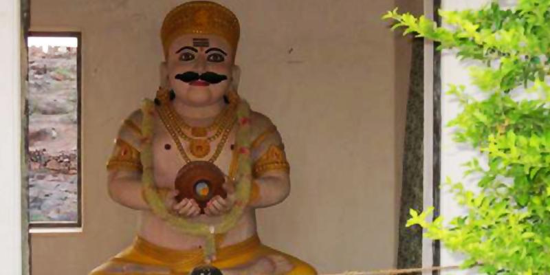 Jodhpur Ravana Temple