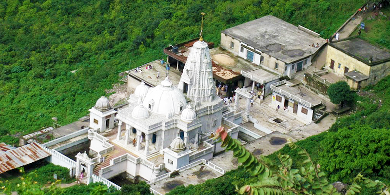 samosharan shikharji temple