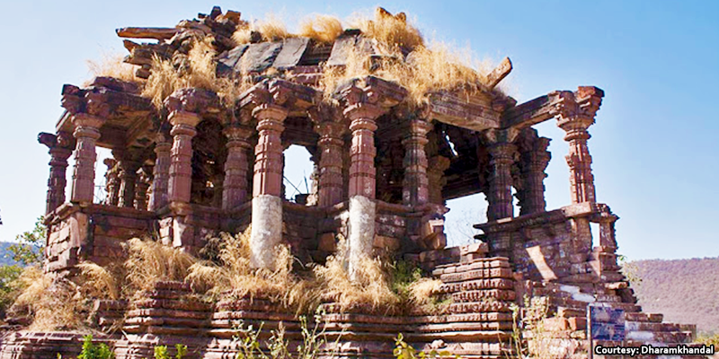 Bhand Deora Temple